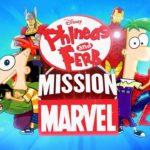 Phineas és Ferb: A Marvel küldetés – különleges epizód