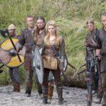 Vikingek (Vikings), 1. évad (2013-)