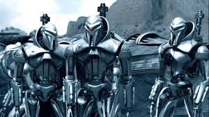 Battlestar galactica- Cylon