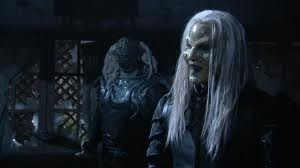 Stargate- Wraith