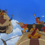 Legend of Korra, Book 3 Chapters 6-7 – Old Wounds, Original Airbenders