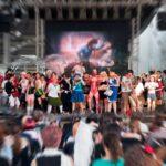 Mondocon 2014 Nyár – A szombati nap jelszava: hőség!