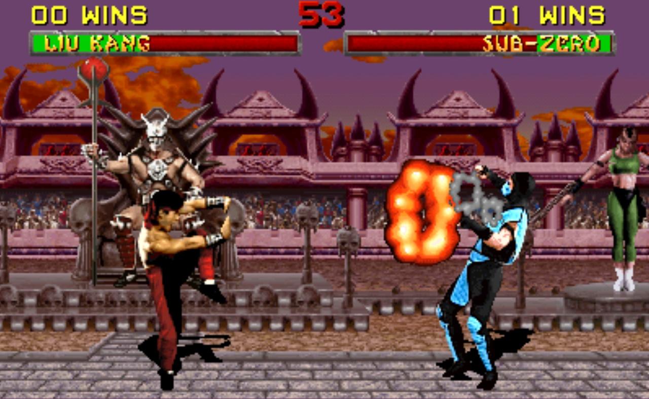 Mortal Kombat1