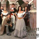 A kardok királynője (2000), 1. évad