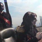 Sötét vizeken evezve – Deathstars koncert, 2014. 10. 20, A38 Hajó