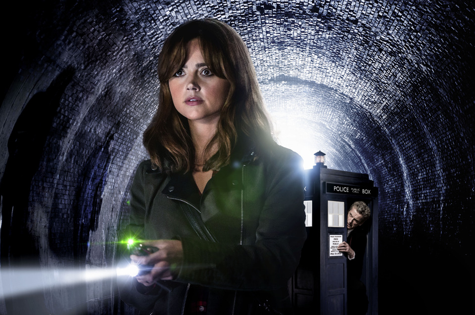 Doctor Who (series 8) ep 9