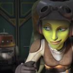 Pilotmustra: Star Wars Lázadók