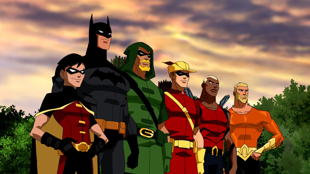 young justice 4