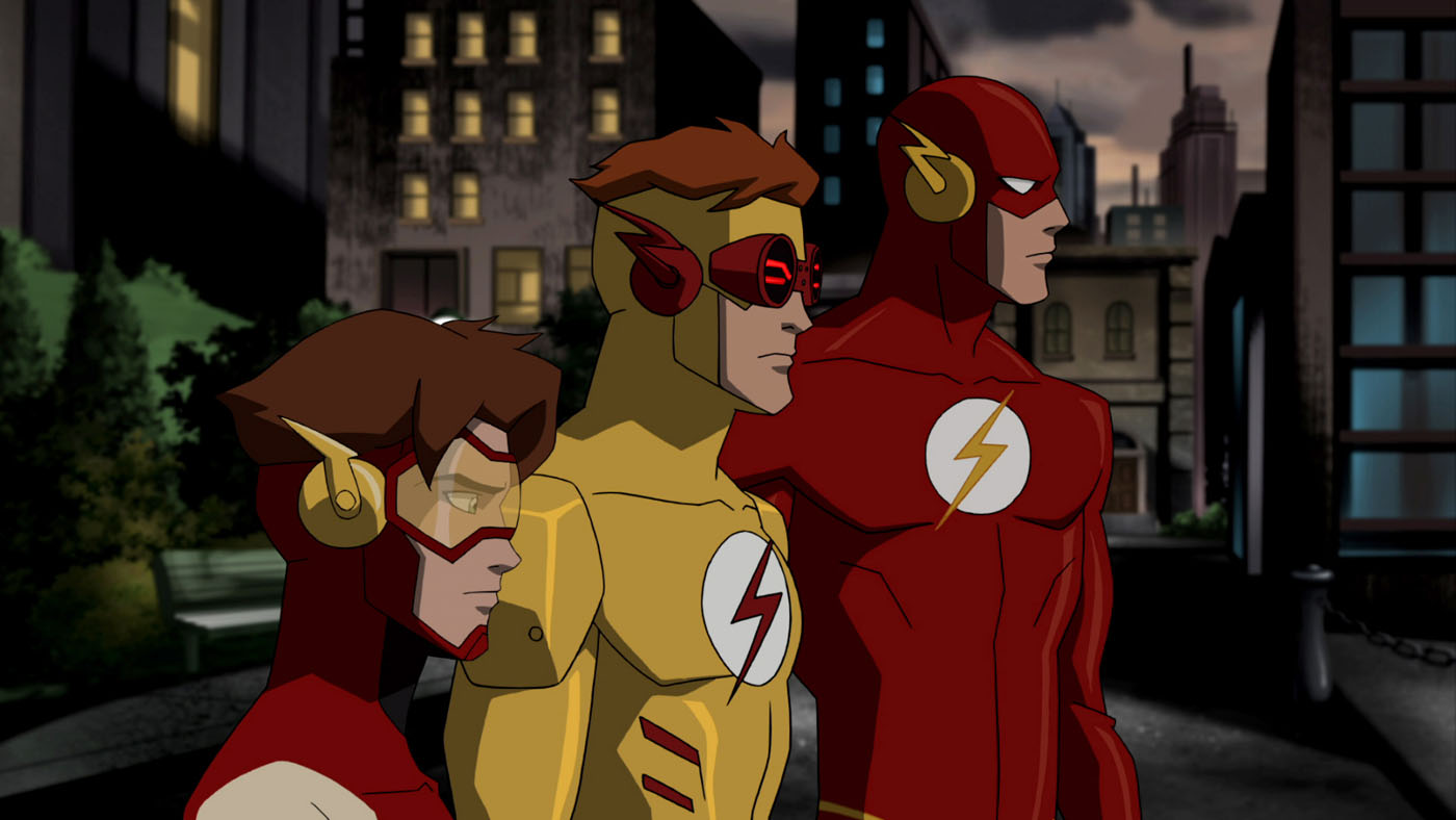 young justice s2 2