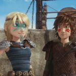 Így neveld a sárkányodat kisfilmek: Dawn of the Dragon Racers (2014)
