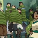 The Legend of Korra Book 4 Chapter 9 – Beyond the Wilds