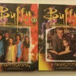 Buffy, a vámpírok réme-könyvek (A vámpírlakoma, A madárijesztő, A prérifarkasok éjszakája, Kísért a múlt)