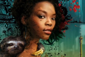 Lajhárral a hátadon – Lauren Beukes: Zoo City