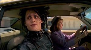 Tündérmese Tim Burton módra – Ollókezű Edward (1990)