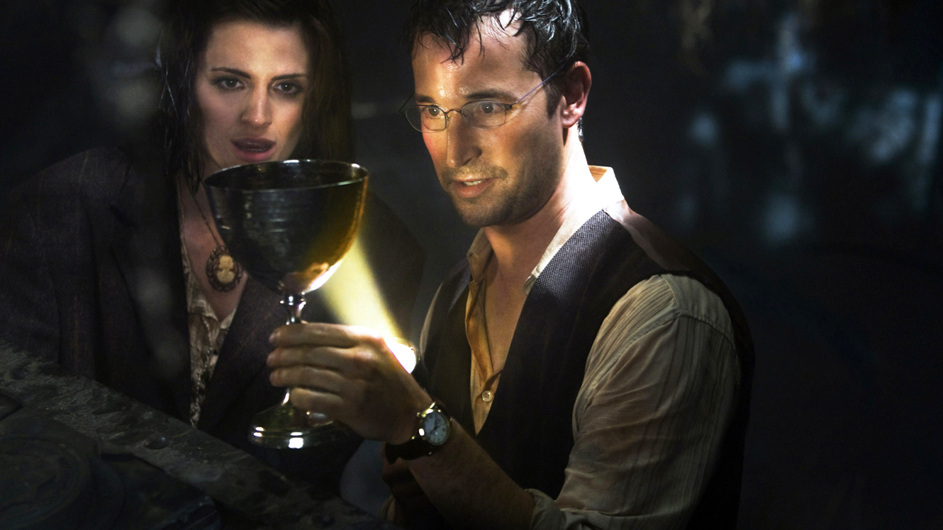 'The Librarian: The Curse of the Judas Chalice' (AKA The Librarian 3) TV Film - 2008