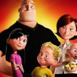 No Cape! – A hihetetlen család (2004)