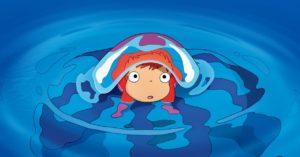 Kis hableány Miyazaki módra – Ponyo (2008)