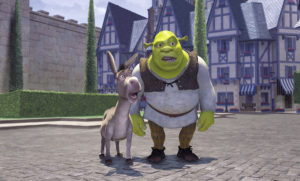 Rebootot kap a Shrek