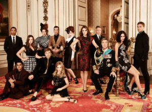 the royals cast