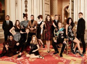 the royals cast