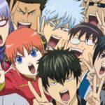 Anime Challenge kezdő szint – Gintama