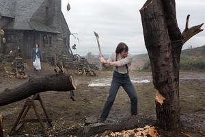 Eva Green as Vanessa Ives and Josh Hartnett as Ethan Chandler in Penny Dreadful (season 2, episode 7). - Photo: Jonathan Hession/SHOWTIME - Photo ID: PennyDreadful_207_0334