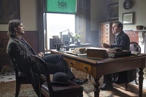 Josh Hartnett as Ethan Chandler and Douglas Hodge as Inspetor Rusk in Penny Dreadful (season 2, episode 5). - Photo: Jonathan Hession/SHOWTIME - Photo ID: PennyDreadful_205_2149
