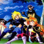 Anime Challenge kezdő szint – Slayers, a kis boszorkány