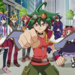 Anime Challenge kezdő szint – Yugioh Arc-V