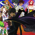 Anime Challenge középhaladó szint – Code Geass