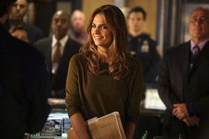 "CASTLE - ""XX"" - In part two of last week's Season 8 premiere, Beckett's side of her abrupt disappearance is revealed. After receiving a mysterious tip from her past, Beckett is launched into a fight for her life, with a team of mercenaries hot on her trail. While Castle investigates why his wife is on the run, Beckett must figure out who wants her dead, before they can finish the job. ""XX"" will air on MONDAY, SEPTEMBER 28 (10:01-11:00 p.m. ET/PT) on the ABC Television Network. (ABC/Richard Cartwright) STANA KATIC"