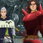 Top 5 Nanatsu no Taizai karakter
