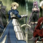 Anime Challenge Középhaladó szint – Fate/Stay Night