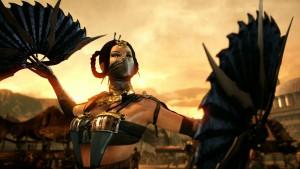 Mortal Kombat X4