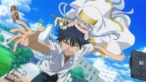 ToAru Majutsu no Index - Anime - Manga