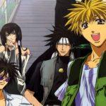 Anime Challenge Haladó szint – Get Backers