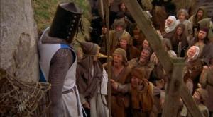 Artúr király és a dísztökei – Gyalog-galopp (1974)