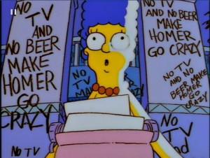 Simpson család Halloween5