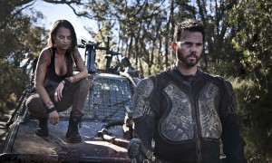 Wyrmwood: Road of the Dead film still