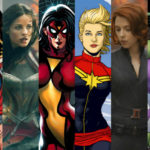 Küzdj, mint egy lány! – Öt új Marvel-sorozat