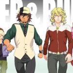Anime Challenge Haladó Szint – Tiger&Bunny