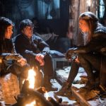 The 100 S03E14 – Red Sky at Morning