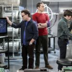 The Big Bang Theory S10E15 – The Locomotion Reverberation
