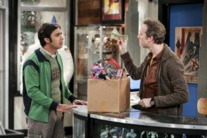 The Big Bang Theory S10E17 – The Comic-Con Conundrum