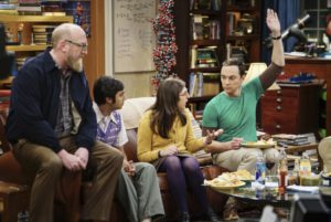 Big Bang Theory S10E21: The Separation Agitation