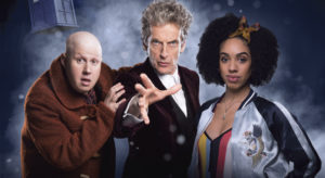 Doctor Who S10E01 – The Pilot