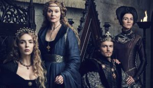 Pilotmustra: White Princess – In Bed with the Enemy