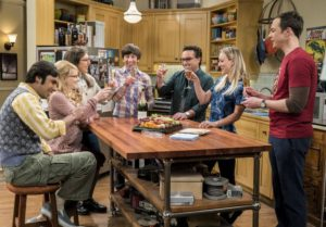 The Big Bang Theory S10E23 – The Gyroscopic Collapse