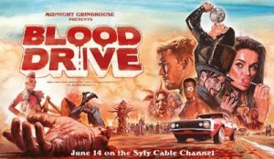 Pilotmustra: Blood Drive