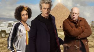 Doctor Who S10E07 – The Pyramid at the End of the World